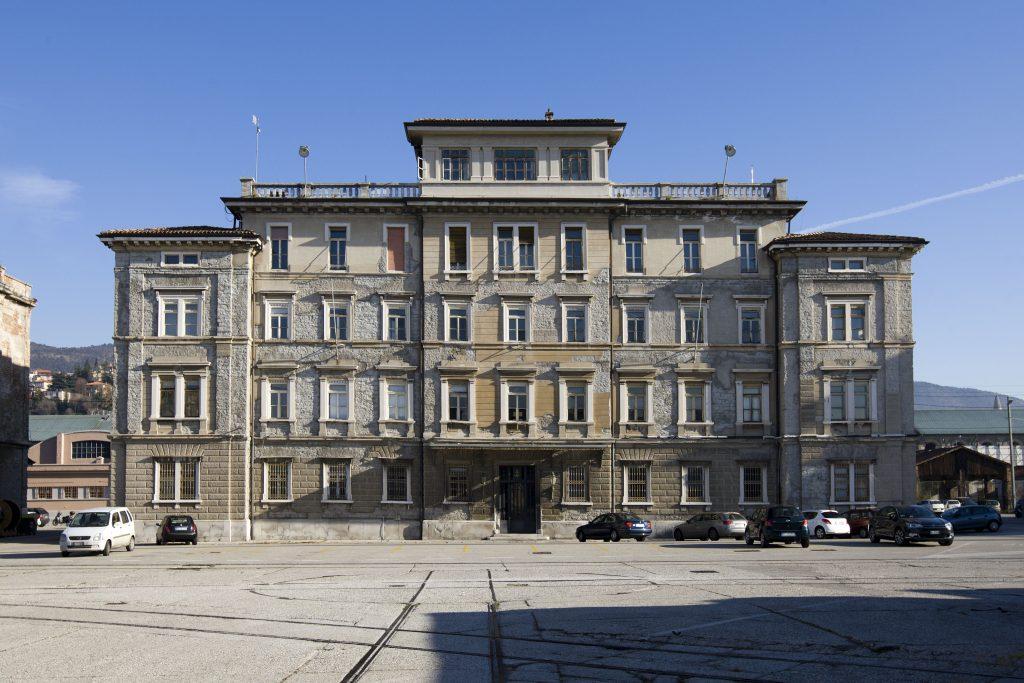 Portov vcchio - vecchio palazzo amministrazione