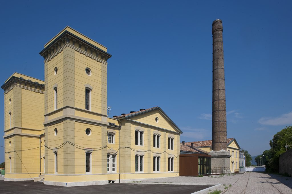 Centrale Idrodinamica